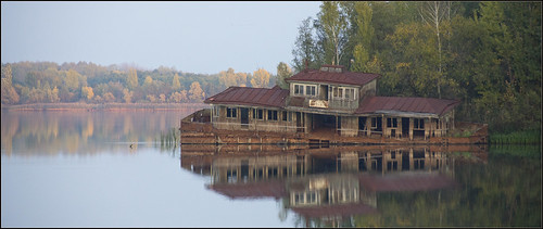 Pripyat Boathouse