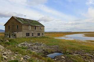 Gone are The Golden Days Nome - Council Road Nome Alaska USA