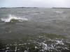 storm clodagh (auroradawn61) Tags: uk november sea england beach weather coast windy stormy dorset gusty poole 2015 ukweather winterstorms ukstorms lumixtz25 stormclodagh