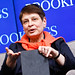 Nina Khrushcheva speaks at Brookings book launch: