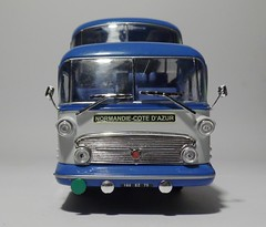 Isobloc 656DH Transcar (10) (dougie.d) Tags: france bus scale coach model panoramic 1956 autobus panoramique 143 diecast autocar ixo ludewig hachette modelbus autocoach altaya busmodel transcar isobloc floirat isobloc656dh 15decker