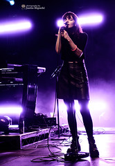 Chvrches 12/14/2015 #11 (jus10h) Tags: show xmas music radio photography losangeles concert theater december remember tour theatre alt live sony gig performance event henry hollywood venue fm fonda 987 2015 altimate december2remember dscrx100 chvrches justinhiguchi altimatexmas