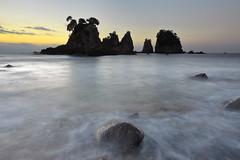 Rocks And Water Ⅱ (memories of time) Tags: japan shizuoka izu minamiizu ose sea rock 伊豆 南伊豆 大瀬