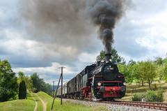 97 501 auf dem Weg nach Welzheim (Violator83) Tags: eisenbahn dampflok welzheim 97501 zhl