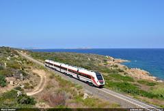 ATR 365.007 (Marco Stellini) Tags: caf regione sardegna atr 365 mediterraneo mare golfo aranci