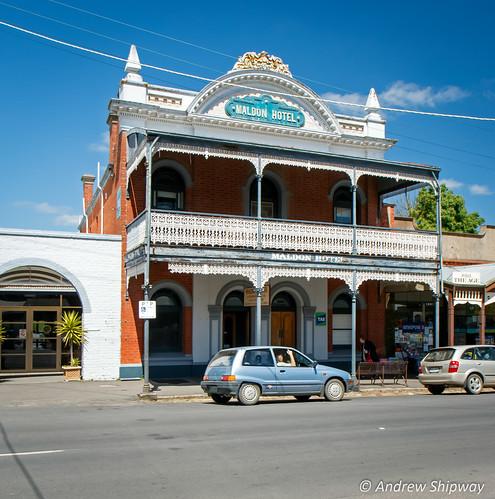 The Maldon Hotel, Maldon, Victoria