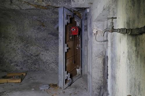 Heerbrugg - World War II Shelter
