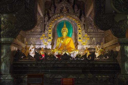 Temple d'Argent à Chiang Mai