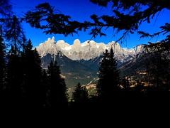 Mountain (beatrice_chionna) Tags: architecture nature plants mountain panorama landscape snow cold natale neve freddo montagna natura paesaggi