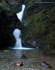 St Nectan's Glen Waterfall, Cornwall (Daryl 1988) Tags: waterfall cornwall slowshutter water rocks nikon d2xs landscape waterscape