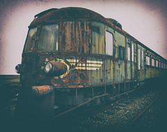 """Orient Express"" (Ni1050) Tags: ni1050 ninicrew sony a7 ilce7 trein train lostplace bahn zug railway prachtig pracht geschlossen zu closed orientexpress rost rust corrosion korrosion derelict verlassen verlaten aufgegeben ausrangiert abandoned abandonment urbex rostig ue lr lightroom"