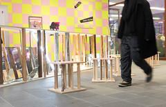 photoset: 21er Haus: Franz West – ARTISTCLUB (14.12. - 23.4.2017)