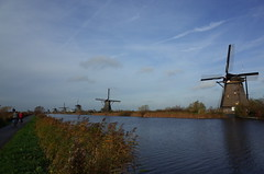 Kinderdijk, Netherlands. (廖法蘭克) Tags: kinderdijk netherlands ricoh gr frank photographer businesstrip onsite work