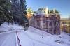 belle époche (cherryspicks (on/off)) Tags: semmering austria winter snow landscape suedbahnhotel outdoor building architecture trees travel hdr belleépoche