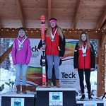 Sun Peaks U16 Podium PHOTO CREDIT: Melanie Ross