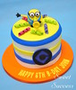 Minions Cake (sweetsuccess888) Tags: sweetsuccess minions cake birthdaycake minionscake philippines