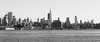 State Of Mind (AAcerbo) Tags: manhattan skyline cityscape newyorkcity nyc empirestatebuilding skyscraper coast city urban widescreen cropped 241 bw