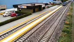 VIA P42 (Trains By Perry) Tags: hoscale ho hotrak january2017 ovarraley2017 viarailcanada via ge p42 danforth