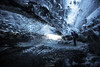 Smáralind (DigitalAutomotive) Tags: iceland ice icecave blue blueice winter winterwonderland nordic nordicvisitor iceguideis iceguide glacier structure crystal crystalicecave beautiful beauty landscape landscapephotography underground travel travelphotographer travelphotography nikon d810 1635mm
