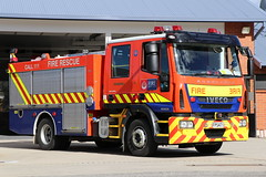 FPS 471 (ambodavenz) Tags: iveco ml120ec25 frasers fire appliance pump cromwell volunteer brigade central otago new zealand