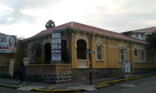 Barrio Amón: la antigua casa de Mariano Álvarez Melgar av.9, c.3a/ Barrio Amón: the former houses of Mariano Álvarez Melgar 9th av., 3a st.