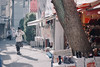 Harajuku, Tokyo (xperiane (Extremely busy)) Tags: pentaxlx samyang85mmf14 kodak ultramax400 harajuku takesitadori tokyo japan 原宿 竹下通り film フィルム