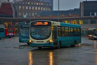 Arriva North East 1409 NK09BPY - Middlesbrough Bus Station