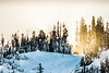 Snow Blindness (Culinary Fool) Tags: sunset trees january 2017 wa winter culinaryfool brendajpederson 18135mm snoqualmiepass skiresort snow washington fir skilift cold seasons