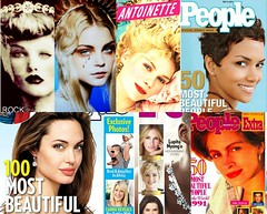 The Most Beautiful Women (BEAUTIES & THE BEASTS) Tags: ads covers mostbeautiful beauty