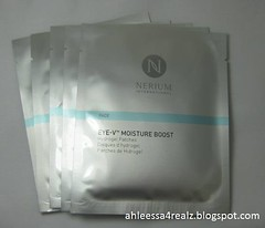 Nerium Eye-V Moisture Boost Hydrogel Patches #1 (AhleessaCh) Tags: nerium eyevmoistureboosthydrogelpatches eyemask