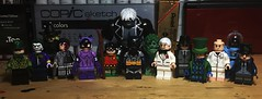 The Long Halloween/Dark Victory (LordAllo) Tags: lego dc the long halloween dark victory riddler joker scarecrow twoface catwoman robin solomongrundy batman poisonivy carminefalcone albertofalcone madhatter calendarman mrfreeze penguin
