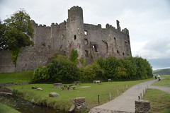 Laugharne Castle (CoasterMadMatt) Tags: uk greatbritain summer west building tower castle heritage history castles wales architecture landscape photography town site nikon ruins carmarthenshire scenery photos unitedkingdom britain south towers cymru ruin landmarks property august landmark structure photographs ramparts gb sir towns fortress attraction ruined castell laugharne sirgâr nikond3200 2015 cadw talacharn laugharnecastle sirgaerfyrddin gaerfyrddin d3200 gâr southwestwales castelltalacharn coastermadmatt summer2015 coastermadmattphotography august2015 talacharn2015 laugharne2015 castelltalacharn2015 laugharnecastle2015