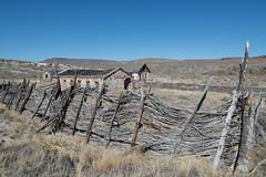 Once There Were Cowboys (Wandering Sagebrush) Tags: ranch cowboy nevada stable sheldon corral sheldonnationalwildliferefuge corralstabledsc5584