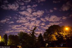 Sheep in the sky (alex.bernard) Tags: sky canada night clouds canon sigma ciel québec nuages nuit montsainthilaire sigma1835 canon5diii