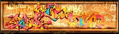 Artists: Sure 761,  Sier, Mism (pharoahsax) Tags: world street urban bw streetart get art colors wall writing germany painting deutschland graffiti artwork mural paint artist kunst tag tags spray peinture urbanart painter writer graff sure baden karlsruhe ka legal spraycan combo sier württemberg süden mism pmbvw worldgetcolors