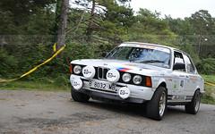 40 BMW 323i . 2015 Ral·li Open d'Avià _0177 (antarc foto) Tags: joaquim gumà roura quim turon solà bmw 323i escuderia garrotxa 2015 ral·li open avià el berguedà catalunya rally rallyes race races motorsport classic vintage