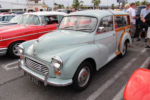1963 Morris 1000 Traveller Estate