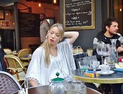 2015-10-03   Paris - Au Rocher de Cancale - 78 Rue Montorgueil (P.K. - Paris) Tags: street people paris caf automne october terrace candid terrasse octobre 2015