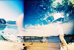 (chant0m0) Tags: summer film japan analog lomo crossprocess nagoya doubles trebi100c lcwide
