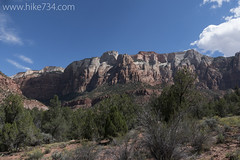 "West Wall in Zion National Park • <a style=""font-size:0.8em;"" href=""http://www.flickr.com/photos/63501323@N07/22394504667/"" target=""_blank"">View on Flickr</a>"