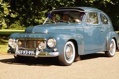 1962 Volvo PV 544 C (NielsdeWit) Tags: driving pv544 autotron rosmalen gt9399 nielsdewit sidecode1