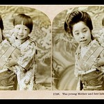 A YOUNG MOTHER of OLD JAPAN in FULL 3-D thumbnail