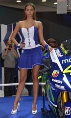 Eicma 2015 Model (002) (Pier Romano) Tags: woman sexy girl stand model legs milano babe cycle moto donne motor hostess fiera gambe ciclo esposizione rho ragazze modelle 2015 eicma