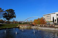 IMG_4475 (gil.moers) Tags: maastricht brug maas hoge hoeg oeverwal fietsersbrug brök