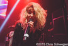Tori Kelly @ 98.7 AMP Kringle Jingle, The Fillmore, Detroit, MI - 12-08-15