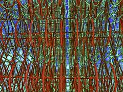Weiwei-Warhol Workout!  freedom (maginoz1) Tags: nationalgalleryofvictoria aiweiwei abstract melbourne australia canon g3x summerdecember2015 weiwei warhol