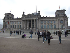 Reichstag (Adam Sutton) Tags: berlin canon germany europe reichstag s100 powershots100
