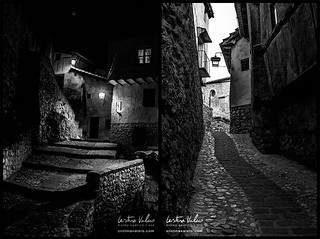 Las calles de Albarracin