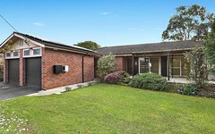 179 Somerville Road, Hornsby Heights NSW