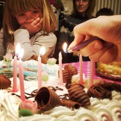 (rosa_pedra) Tags: compleanno candeline birthday torta cake festa emozione party